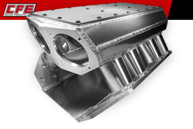 CFE | Racing Heads - Fabricated Manifolds - Billet Blocks